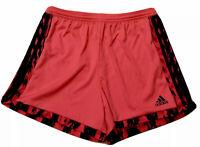 Adidas Climalite Women's Size L Shorts Pink And Black EUC