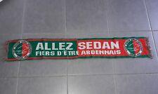 Ancienne écharpe officielle CLUB SPORTIF SEDAN ARDENNES allez Sedan