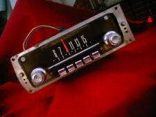 1966 OR 65 FORD GALAXIE 500XL AM RADIO 6TPF 141833 WORKING