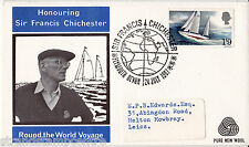 """1967-Chichester """"Puro Nuova Lana"""" WESSEX COVER-Plymouth H/S"""