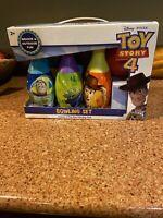 Disney Pixar Toy Story 4 Bowling Set in a Display Box Sports Kids Toys & Games