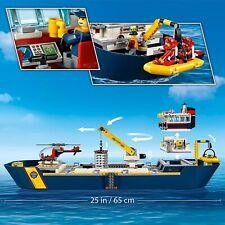 LEGO City Oceans Ocean Exploration Ship (60266)