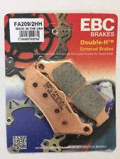 EBC FA209/2HH Sinter-Bremsbeläge für Vorne Yamaha XT 660 R 04-15