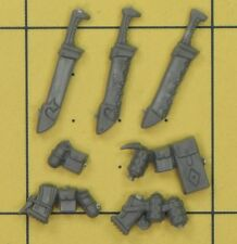 Warhammer 40K Space Marines Space Wolves Thunderwolf Cavalry Accessories