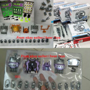 Jinbao IDW Devastator Predaking Bruticus Additional accessories package upgrade