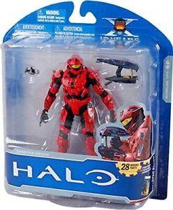 Halo Anniversary Recon Red Figure Spartan Soldier