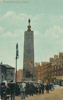 DUBLIN – Parnell Monument – Ireland - 1917