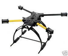 PYRAMID TT-X4-16 Reptile 4 Axis Glass Fiber Quadcopter Folding Frame Kit - AC532
