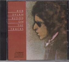BOB DYLAN - BLOOD ON THE TRACKS - CD - NEW -