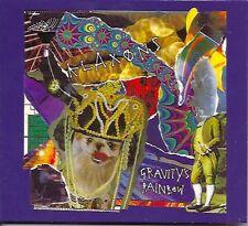 "Klaxons – ""Gravity's Rainbow"" RARE PROMO CD digipack 1 track"