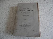 1854.Quelques points de sciences dans l'antiquité.Musique physique.Jullien