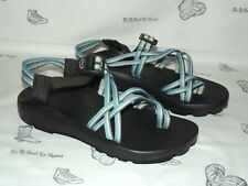CHACO ZX2 Blue Sport Sandals Womens Size 9