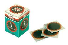 TIP-TOP Box of 30 round bike repair patches for punctures Nº1