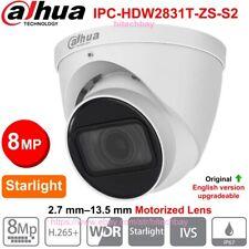 Dahua 4K Stralight 5x Zoom IPC-HDW2831T-ZS-S2 8MP IP Eyeball Camera IR WDR PoE
