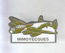 RARE PINS PIN'S .. ARMEE ARMY AVION PLANE BOMBARDIER V3 MIMOYECQUES 1944 ~9B