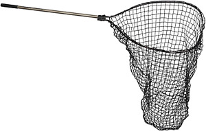 Frabill 32 Inch Tangle Free Steel Power Catch Fishing Net with Handle (Open Box)