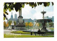 AK, STUTTGART, Schlossplatz