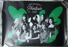 Girls' Generation 4TH TOUR Phantasia in SEOUL Taiwan Promo Poster (SNSD)