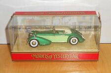 Matchbox MODELS OF YESTERYEAR Y17-1.19 1938 HISPANO SUIZA