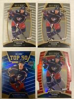 2019-20 Upper Deck Allure Red Rainbow #71 Alexandre Texier RC Rookie Card Lot