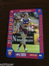 2015 Teamcoach (56) Dayne BEAMS Brisbane