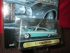 1957 57 plymouth fury racing champions 1:64 1 of 9999
