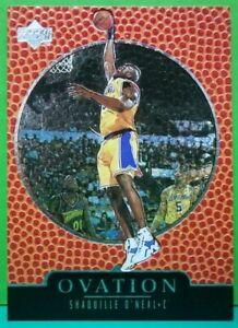 Shaquille O'Neal regular card 1998-99 Upper Deck Ovation #31