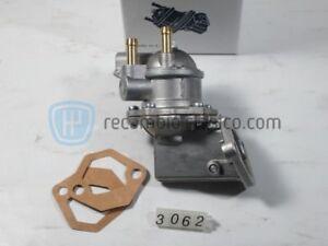 Pump Gasoline Mechanical Fiat X 1/9