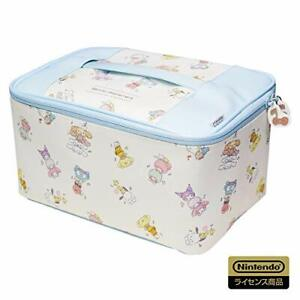 NEW Nintendo Switch Sanrio Characters Hori Storage Bag Carry Case Japan F/S