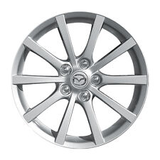 Genuine Mazda MX-5 2005-2015 17ins Alloy Wheel Design 111 ONE Only #9965-38-7070