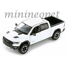 MOTORMAX 79358 2019 DODGE RAM 1500 CREW CAB REBEL PICK UP TRUCK 1/27 WHITE