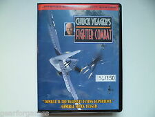 NES NINTENDO CHUCK YEAGER'S FIGHTER COMBAT NUMBER 136/150