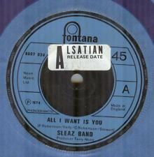 SLEAZ BAND**ALL I WANT IS YOU**DEMO**GLAM**DANCER**HEAR IT