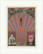 Tadanori yokoo: a glimax at the age of 29 japón son impresiones artísticas plakatwelt 637