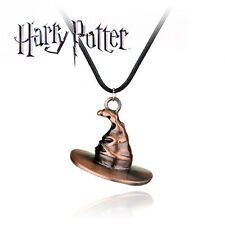 Harry Potter Sorting Hat Pendant Necklace, Wizarding World, Cosplay, Hogwarts