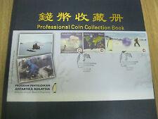 FDC MALAYSIA 2012 - PROGRAM PENYELIDIKAN ANTARTIKA MALAYSIA