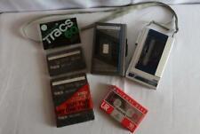 Toshiba Kt-S3 Sr-200 Nos tapes Portable Cassette Player Am/Fm Radio Parts Repair