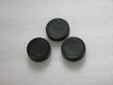 ( 3 ) Tamron AF rear lens cap to fit on Nikon mount lens