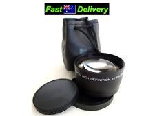58mm 2.0x Telephoto Lens! Suit Canon EOS 700D 750D 760D 800D 1300D 20D Cameras