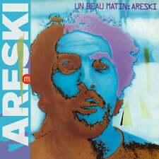 ARESKI Un Beau Matin LP *CLEAR BLUE* SEALED tazartes brigitte fontaine ddaa