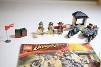 Lego 7620 Indiana Jones Motorcylce Chase