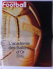 France Football du 21/12/1999; L'académie des Ballons d'Or