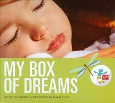 FREE US SHIP. on ANY 2 CDs! NEW CD Kisor, David: My Box of Dreams Songs for Bedt