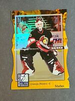 Damian Rhodes Ottawa Senators 1997-98 Donruss Elite Status Gold DIe Cut 48/100
