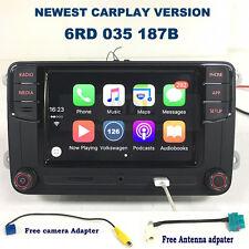 "187B CarPlay RCD330 6.5"" MIB Car Radio For VW Tiguan Golf Jetta Passat Polo"