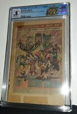 Giant-Size X-Men #1 Coverless CGC .5 1975 🔥🔥🔥📈📈📈