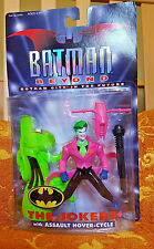 Hasbro The Joker Batman Beyond Action Figure with Assault Hover Cycle 1999