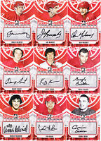 12-13 ITG Dennis Polonich Auto Motown Madness Red Wings Autograph 2012