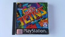 THE NEXT TETRIS / jeu Playstation 1 - PS one / complet / PAL