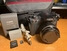 Canon PowerShot SX30 IS 14.1MP Digital Camera + 32GB Card + Bag